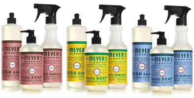 Mrs. Meyers Cleaning Supplies
